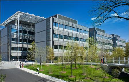 Prinston Chem Building